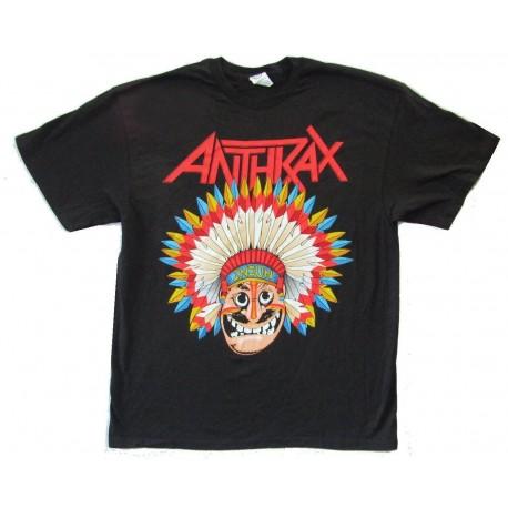 Anthrax Playera Indians