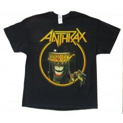 Anthrax Shirt San Bernadino 2014