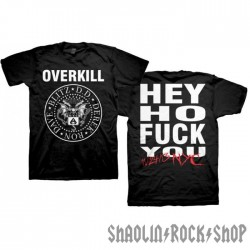 Anthrax Playera Fistful Of Metal