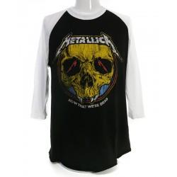 Metallica Playera Dead Raglan