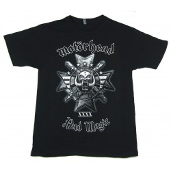 Motorhead Playera Bad Magic