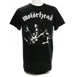 Motorhead Playera Band Photo
