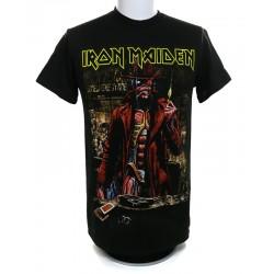 Iron Maiden Playera Stranger Sepia