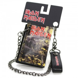 Iron Maiden Cartera Sanctuary