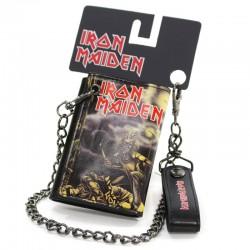 Iron Maiden Wallet Sanctuary