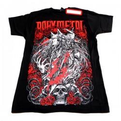Babymetal Shirt Rose Wolf