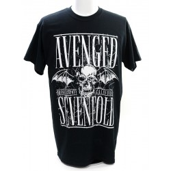 Avenged Sevenfold Playera Bullet Proof