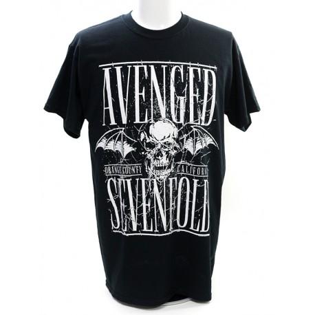 Avenged Sevenfold Playera Bullet Proof