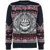 Iron Maiden Sudadera Navidad