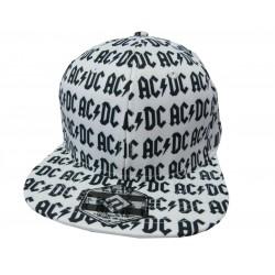 AC/DC Logos All Over Cap