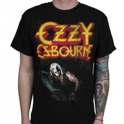 Ozzy Osbourne Shirt Bark At The Moon Vintage