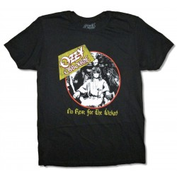 Ozzy Osbourne Shirt No Rest For The Wicked