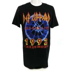 Def Leppard Shirt Adrenalize Tour 1992