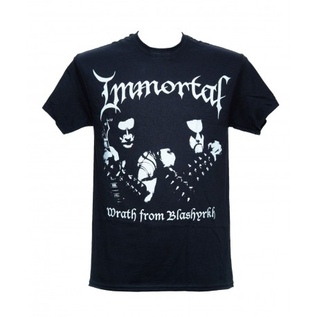 Immortal Playera Wrath from Blashyrkh
