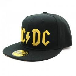 AC/DC Yellow Logo Cap