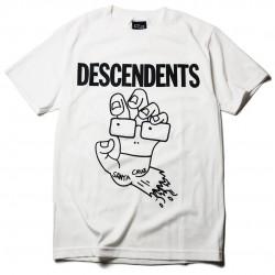 Descendents x Santa Cruz Shirt  Screaming Milo