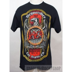 Slayer Playera Black Beer