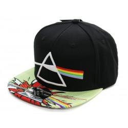 PinK Floyd Dark Side Of The Moon SVC SnapBack Cap