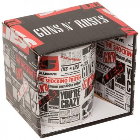 Guns 'N' Roses Mug Lies