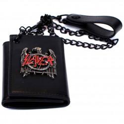 Slayer Wallet Eagle Badge