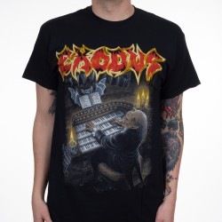 Exodus Shirt  Tempo Of The Damned