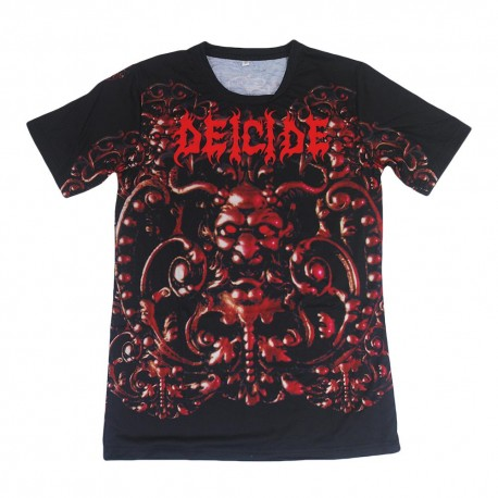 Deicide Shirt Medallion Sublimated