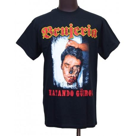 Brujeria Shirt Matando Gueros