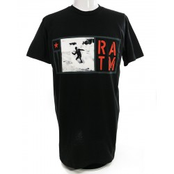 Rage Against The Machine Shirt Smoke Granade