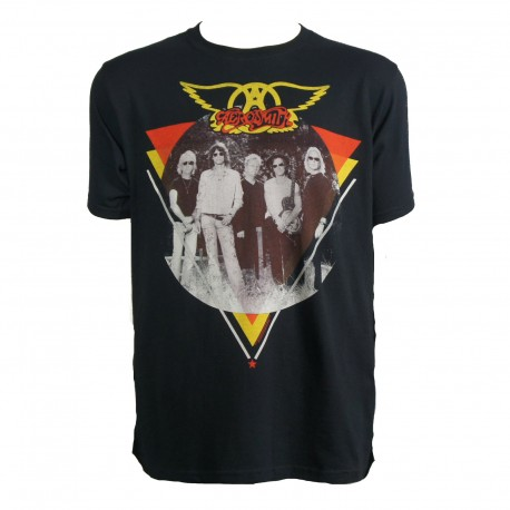 Aerosmith Shirt Triangle