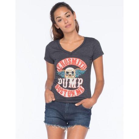 Aerosmith Womens Shirt Pump Trunk LTD Brand