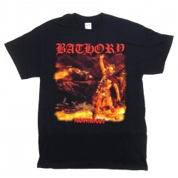 Bathory Shirt Hammerheart