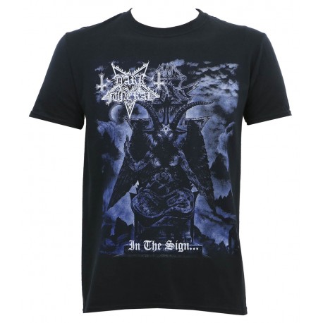 Dark Funeral Shirt In The Sign