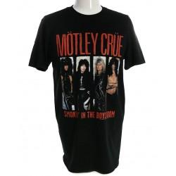 Motley Crue Shirt Smokin in The Boys Room