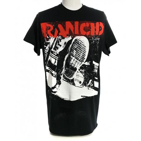 Rancid Boot Shirt