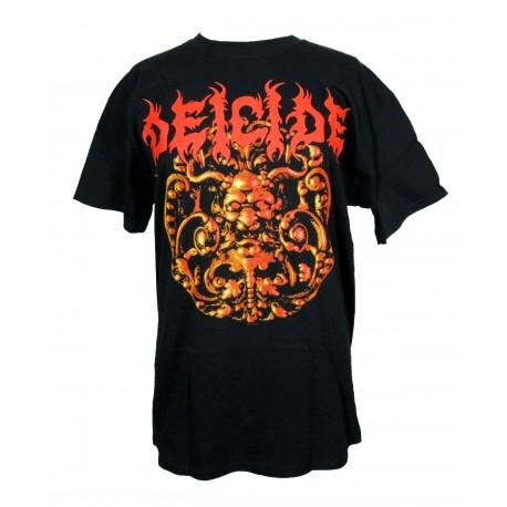 Deicide Shirt Medallion