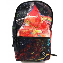 Pink Floyd Backpack The Dark Side Of The Moon Prism