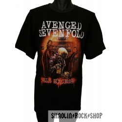 Avenged Sevenfold Playera All Excess