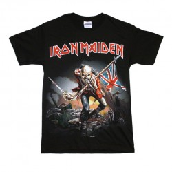 Iron Maiden Shirt The Trooper