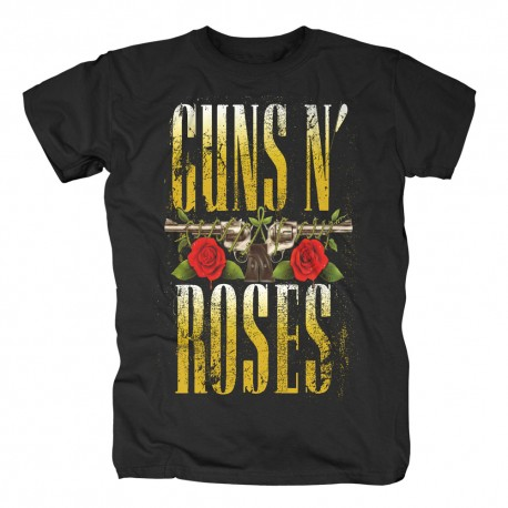 Guns N' Roses Big Guns Shirt