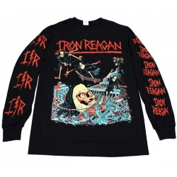 Iron Reagan Shirt  Skate Nun LS