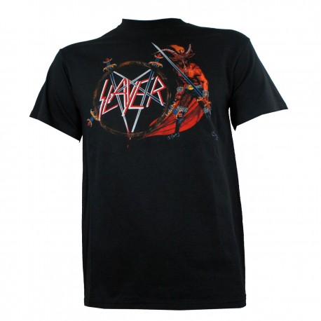 Slayer Shirt Show No Mercy