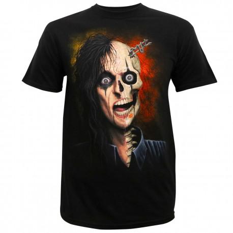 Alice Cooper Shirt Trashed Redux V2