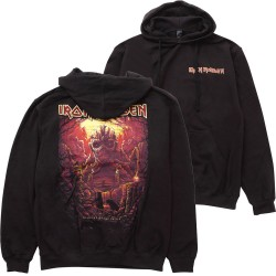 Iron Maiden Hoodie Shadows of the Valley