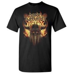 Amon Amarth Shirt Berserker North American Tour 2019 War Helmet