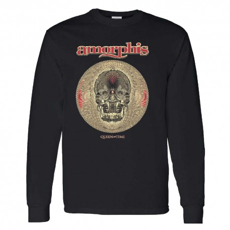 Amon Amarth Shirt  Queen Of Time Tour 2019 LS