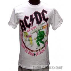 AC/DC Playera Heatseeker
