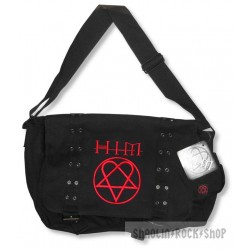 Him Cartera En Lata Metal Badge