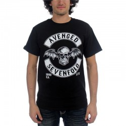 Avenged Sevenfold A7x Playera Death Crest