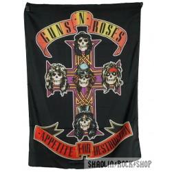 Guns N Roses Reloj Con Estuche Bullet