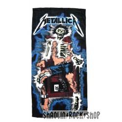 Metallica Muñequera Metal Militia